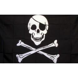 Skull & Crossbones 3'x 5' Pirate Flag