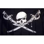 Brethren of the Coast 3'x 5' Pirate Flag