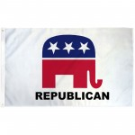 Party Republican 3'x 5' Novelty Flag
