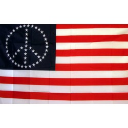US Peace Stars Historical 3'x 5' Flag