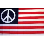 US Peace Historical 3'x 5' Flag