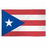 Puerto Rico 3'x 5' Polyester Flag