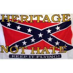 Rebel Heritage 3'x 5' Novelty Flag