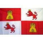 Royal Standard Spain Historical 3'x 5' Flag