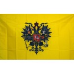 Russia Royal Imperial 3'x 5' Polyester Flag