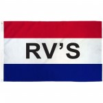 RVs 3'x 5' Business Flag