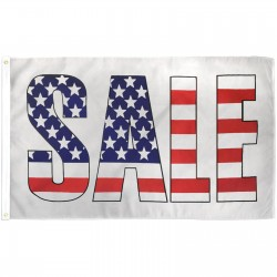 Sale USA 3' x 5' Polyester Flag