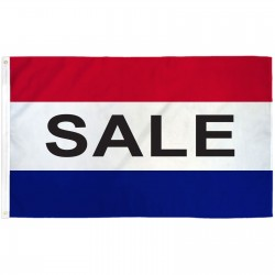Sale Patriotic 3' x 5' Polyester Flag