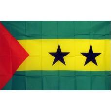 Sao Tome & Principe 3'x 5' Country Flag