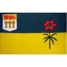 Saskatchewan 3'x 5' Flag