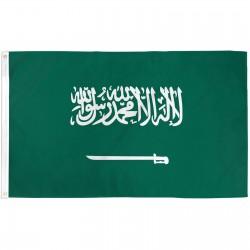 Saudi Arabia 3' x 5' Polyester Flag