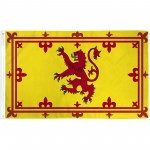 Scotland(Rampart Lion) 3'x 5' Country Flag