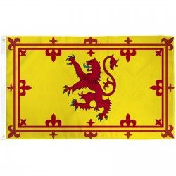 Scotland(Rampart Lion) 3'x 5' Country Flag
