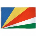 Seychelles 3'x 5' Country Flag