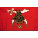 Shriner Historical 3'x 5' Flag