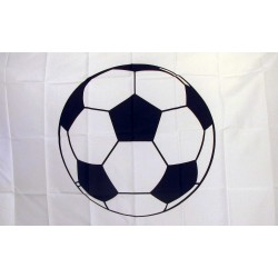 Soccer International 3'x 5' Novelty Flag