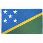 Solomon Islends 3'x 5' Country Flag
