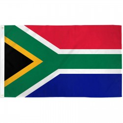 South Africa 3' x 5' Polyester Flag