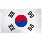 South Korea 3' x 5' Polyester Flag