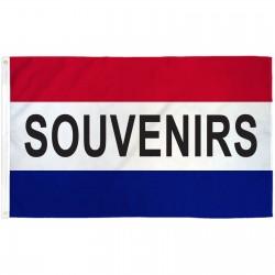 Souvenirs Patriotic 3' x 5' Polyester Flag