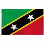 Saint Kitts and Nevis 3'x 5' Country Flag