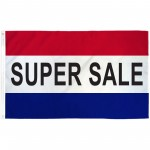 Super Sale Patriotic 3' x 5' Polyester Flag