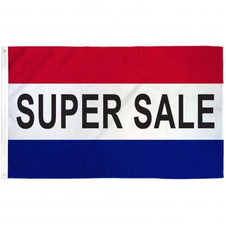 Super Sale Patriotic 3' x 5' Polyester Flag