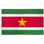 Suriname 3'x 5' Country Flag