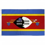 Swaziland 3'x 5' Country Flag