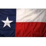 Texas 3'x 5' Solar Max Nylon State Flag
