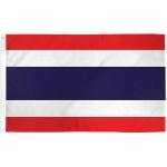 Thailand 3'x 5' Country Flag