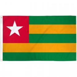 Togo 3'x 5' Country Flag