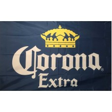 Corona Extra Blue And White Beer Premium 3'x 5' Flag
