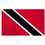 Trinidad & Tabago 3'x 5' Country Flag