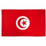 Tunisia 3'x 5' Country Flag