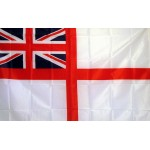 UK Ensign White Historical 3'x 5' Flag