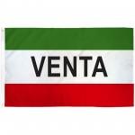 Venta 3' x 5' Polyester Flag