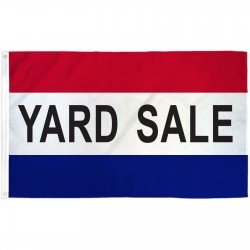 Yard Sale 3'x 5' Business Flag