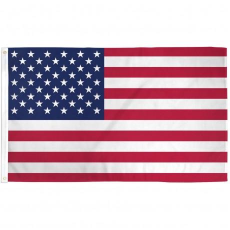 USA American 2' x 3' Polyester Flag