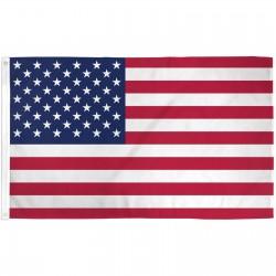 USA 3'x 5' Polyester American Flag