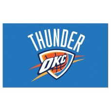 Oklahoma City Thunder 3'x 5' Flag