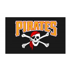 Pittsburgh Pirates 2' x 3' Polyester Flag