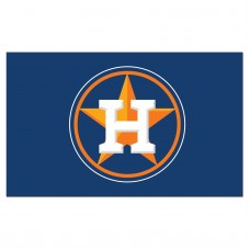 Houston Astros 3'x 5' Baseball Flag
