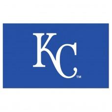 Kansas City Royals 3'x 5' Baseball Flag