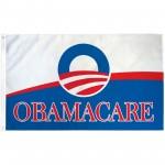 Obamacare 3' x 5' Polyester Flag