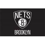 Brooklyn Nets 3'x 5' NBA Flag