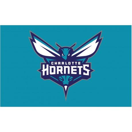 Charlotte Hornets 3'x 5' NBA Flag