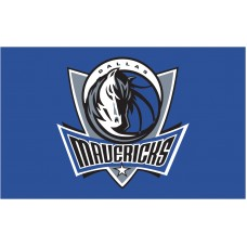 Dallas Mavericks 3'x 5' NBA Flag