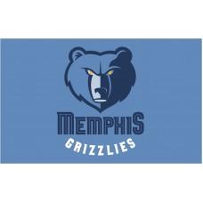 Memphis Grizzlies 3'x 5' NBA Flag