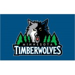 Minnesota Timberwolves 3'x 5' NBA Flag